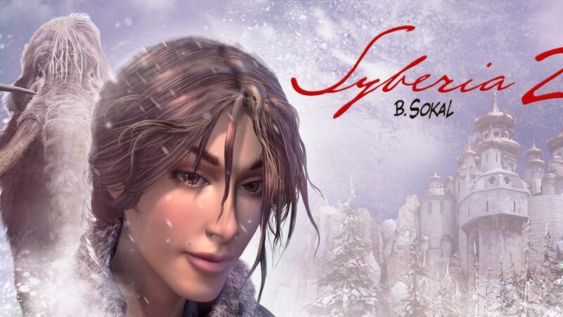 Syberia и Syberia 2 бесплатны в Steam до 29 сентября