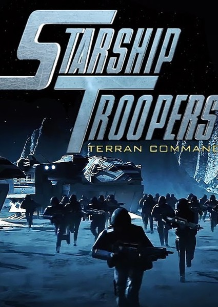 Обложка игры Starship Troopers - Terran Command