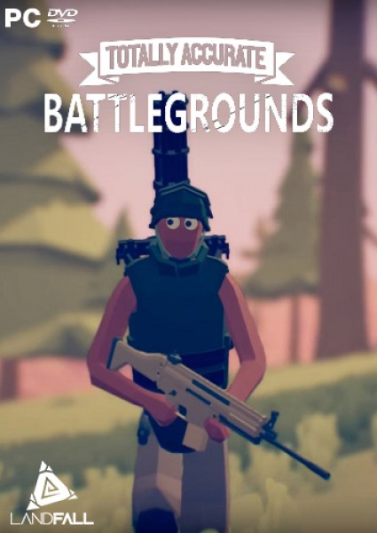 Обложка игры Totally Accurate Battlegrounds